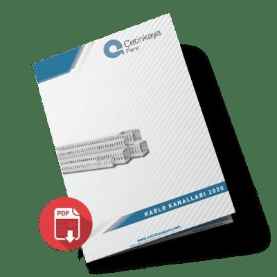 Delikli Kablo Kanalları Katalogu