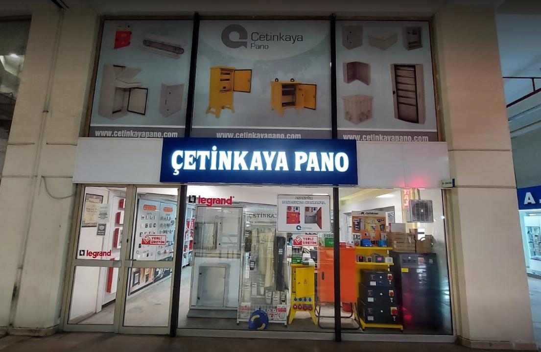 Çetinkaya Pano Perpa Mağazası